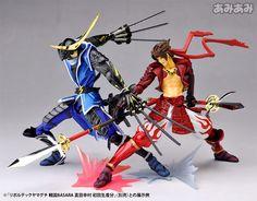 Date Masamune x Sanada Yukimura