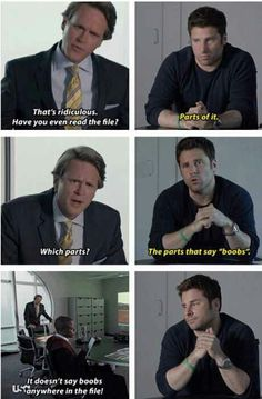 I loved how this episode was edited, also, Crowley's son Gavin was in it Psych Quotes, Tv Show Quotes, Psych Memes, Movie Quotes, Shawn And Gus, Shawn Spencer, Psych Tv, Real Detective, James Roday