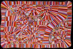 Welcome to Coolabah Art. We specialise in contemporary aboriginal artworks. Aboriginal Artwork, Floor Cloth, Fabric Printing, Quilt Art, Walkabout, Indigenous Art, Creative Ideas, Art Reference, Curves