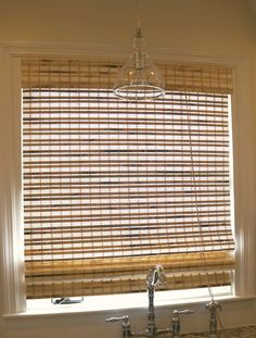 how to shorten woven bamboo shades to be bamboo shades and my house. Black Bedroom Furniture Sets. Home Design Ideas