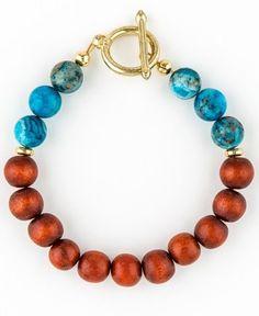 Mister - Bead Bracelet - $36