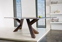 dinner table design by bourullec brother