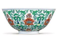 A doucai bowl, Daoguang seal mark and period