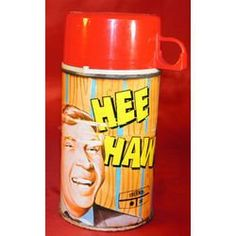 Hee Haw Lunch Kits, Lunch Box, Hee Haw, Oldies But Goodies, School Days, Childhood Memories, Tv, Life, Television Set