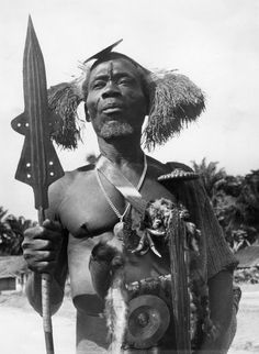 African Weapons Congo Weapons African Tribal Weapons