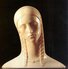 Adolfo Wildt - La Madre, 1929 - Milano-Padova, Galleria Gomiero