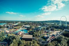 I just bought Win a Trip to THORPE PARK Resort for 4! (now £0) via @wowcher