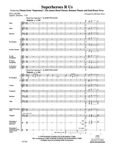 Highlights from The Jungle Book arr. Michael Brown ...