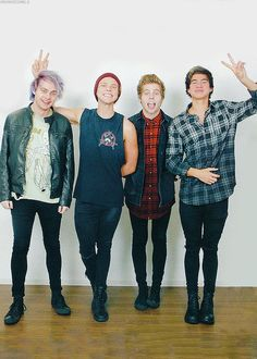 5 Seconds Of Summer : Photo