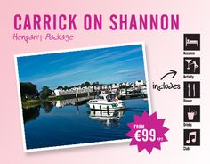 Carrick on Shannon Henparty