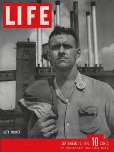 My Grandpa! LIFE Magazine September 10, 1945