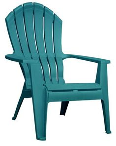 Adams High Back Stacking Ergonomic Adirondack Chair 8371