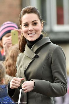 The Duke and Duchess of Cambridge Couple paid a visit to north Wales to meet organisations supporting young people and tackling mental health issue. Nov. 20, 2015