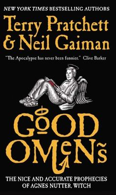 Good Omens ($3.99 Kindle, $1.99 B), by Neil Gaiman and Terry Pratchett, is the Nook Daily Find.