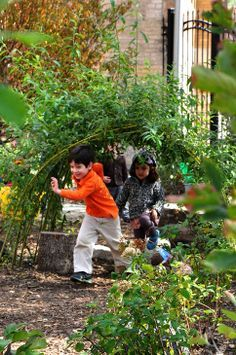 Near-North-Montessori-Childrens-Garden_natural-playground-playscape-water-play-chicago-willow-hut-tunnel-running-site-design-group.jpg (484×...