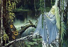 Mermaid - Konstantin Vasilyev