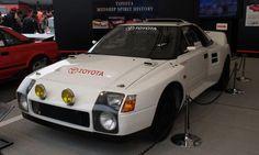toyota 222d | Gr.B末期、トヨタは初代「MR2」をベースとした ...