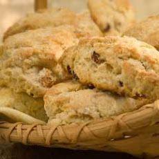 Bisquick Oatmeal Raisin Scones