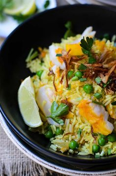Smoked Fish Kedgeree recipe.   Kedgeree is basically a dish of smoked fish, cooked rice, parsley and curry powder and serve with boiled eggs.   Kedgeree is believed to be originated from India. Its an Anglo- India dish that Scottish has adopted as their own and have it for breakfast.