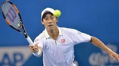 Defending champion Kei Nishikori survives a scare in Memphis Tennis Players, Football Players, Kei Nishikori, Last Game, Sport Tennis, Tennis Racket, Memphis, Champion, Survival