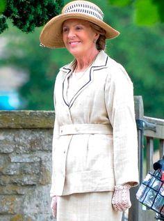 Isobel Crawley | Isobel Crawley - Downton Abbey characters - Woman And Home