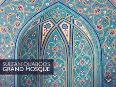 Za vrijeme posjete Muscatu, ne propustite vidjeti džamiju Sultan Qaboos i njezine predivne mozaike. #MSCMusica While visiting Muscat, you can't miss the Sultan Qaboos Grand Mosque with its sophisticated mosaics.