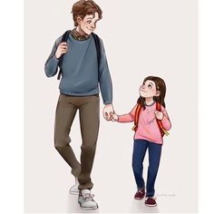 Morgan Stark and Peter Parker. I love you Morgan Stark and Peter Parker. Marvel Comics, Marvel Funny, Marvel Memes, The Avengers, Spiderman, Tony Stark, Tom Holland, Marvel Universe, Iron Man