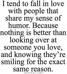 So true. Sense of humor is a must