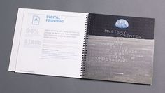 O'Neil Printing Integrated Brochure