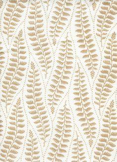Quadrille Fabrics, Woodland, Beige on Tint Textile Patterns, Textile Prints, Textile Design, Fabric Design, Deco Floral, Motif Floral, Pretty Patterns, Color Patterns, Leaf Patterns