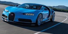 The Bugatti Chiron Is Set Up to Oversteer