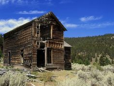 Castle Town Ghost Town | Atlas Obscura