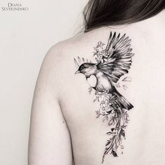 Resultado de imagen de feather tattoo