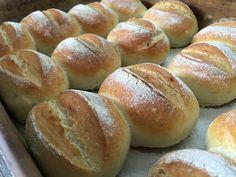 Das perfekte Bäckerbrötchen