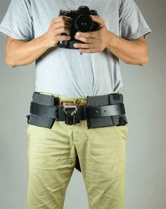 The TrakBelt360: Wearable, Rotating Tool Storage for Both Safety and Convenience