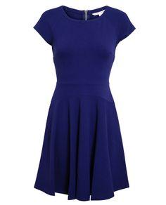 DIANE VON FURSTENBERG | 'Delyse' Stretch Jersey Dress | $582.95