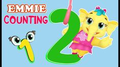 Numbers Song Counting 123 | Nursery Rhymes Collection & Kids Songs | Emmie the Elephant | Babytoonz #learn123 #123song #songfortoddlers