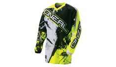 O/'Neal Element Hose Racewear Schwarz Gelb DH Downhill FR MTB BMX Mountain Bike