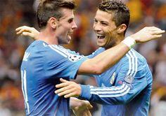 1 GALATASARAY VS REAL MADRID 6 | Madrid Pesta Gol