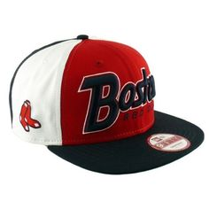 New Era Boston Red Sox Snap It Back Snapback MLB Cap  Amazon.co.uk  Sports    Outdoors 440506db3298