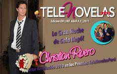 Edición Abril # 002 | 2011 de TeleNovelasPeru.com