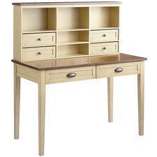 Home Office Furniture, New Furniture, Kitchen Desks, Modern Rustic Decor, Desk Hutch, Loft Room, Antique Desk, Small Shelves, Living Room Remodel