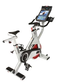 eSpinner Spin Bike Featuring One Million Customizable Spinning Rides - World of Cycling - The Internet Bicycle Store