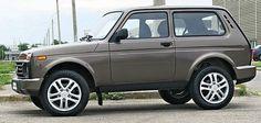 Цена Lada 4×4