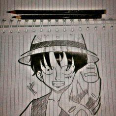 #Anime #OnePiece #Luffy