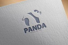 Check out Panda Logo by samedia on Creative Market