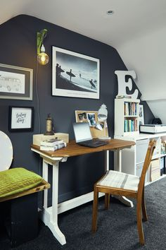 Deirdre's dark, daring cottage on the outskirts of Galway City House Design, Cottage House Designs, Cottage, Cottage Interiors, Cottage Renovation, Home, Interior, Cottage Extension, Irish Cottage