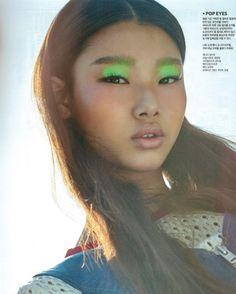 Bae Yoon Young for Singles Korea May 2016