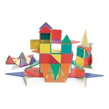 Magnetics is an entire section at Discount School Supply.  Based on the options, it seems anyonecan make a cheap and easy magnetic set for sensory and fidget uses Magna-Tiles® Solid Colors - 100 pieces Pinned by @Gail Zahtz