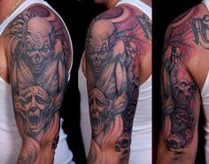 Tattoo Sleeves Spencers